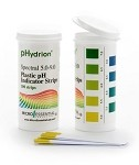 pH Strips (Case of 10)